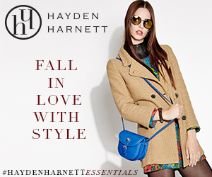 Fall in Love With Style - Hayden-Harnett