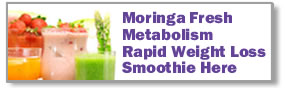 Moringa Fresh Smoothie Powder Recipe