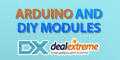 Up to 39% on Arduino & DIY Modules