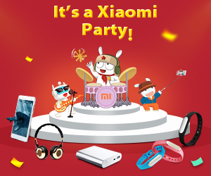 Xiaomi Products Up to 60% OFF + Free Shipping