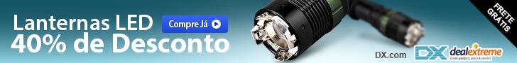 Lâmpadas de LED de 40% de Desconto + Frete Grátis