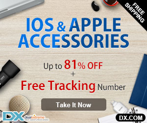 Up to 81% OFF on IOS & Apple Accessories