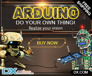 All Arduino & SCM Supplies Extra 5% OFF