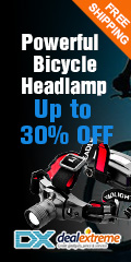 Powerful Bicycle Headlamp, Up to 30% OFF