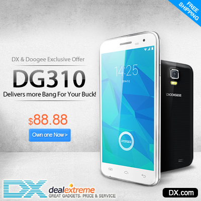 $88.88 for DOOGEE 310 5.0