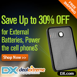 Save Up to 30% OFF for External Batteries, Power the cell phones