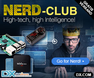 Go for Geek with High-Tech!