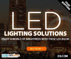 LED Lights and Gadgets Up to 61% OFF