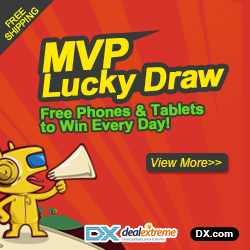 MVP Lucky Draw-Win Free Android Phone, Tablet & Gift Card