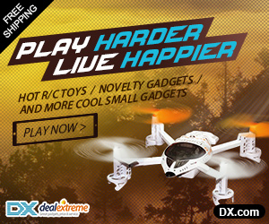 Various Kinds of RC Toys & Accessories Up to 30% OFF