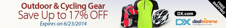 Save Up to 17% OFF on Outdoor & Cycling Gear