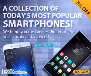 Extra 5% OFF on Popular Smartphones with Brand Doogee, Lenovo, Asus, Xiaomi, Huawei + Free Shipping