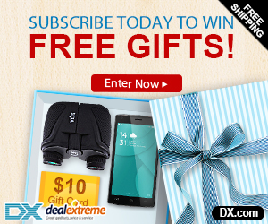 Subscribe to Win FREE Gifts
