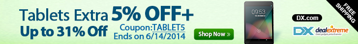 Tablets Extra 5% Off + Up to 31% Off