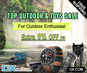 Extra 9% OFF for Top Outdoor & toys