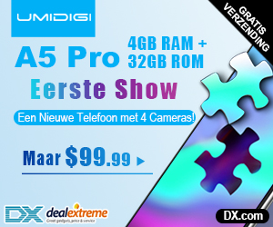 Save $40 for UMI A5 Pro