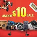 Under $10 Gadgets + Free Shipping @ Dealextreme