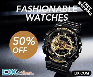 Fashionable Watches 50% OFF