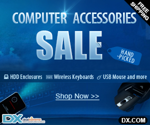 Computer & Accessories Up to 48% OFF + Free Shipping