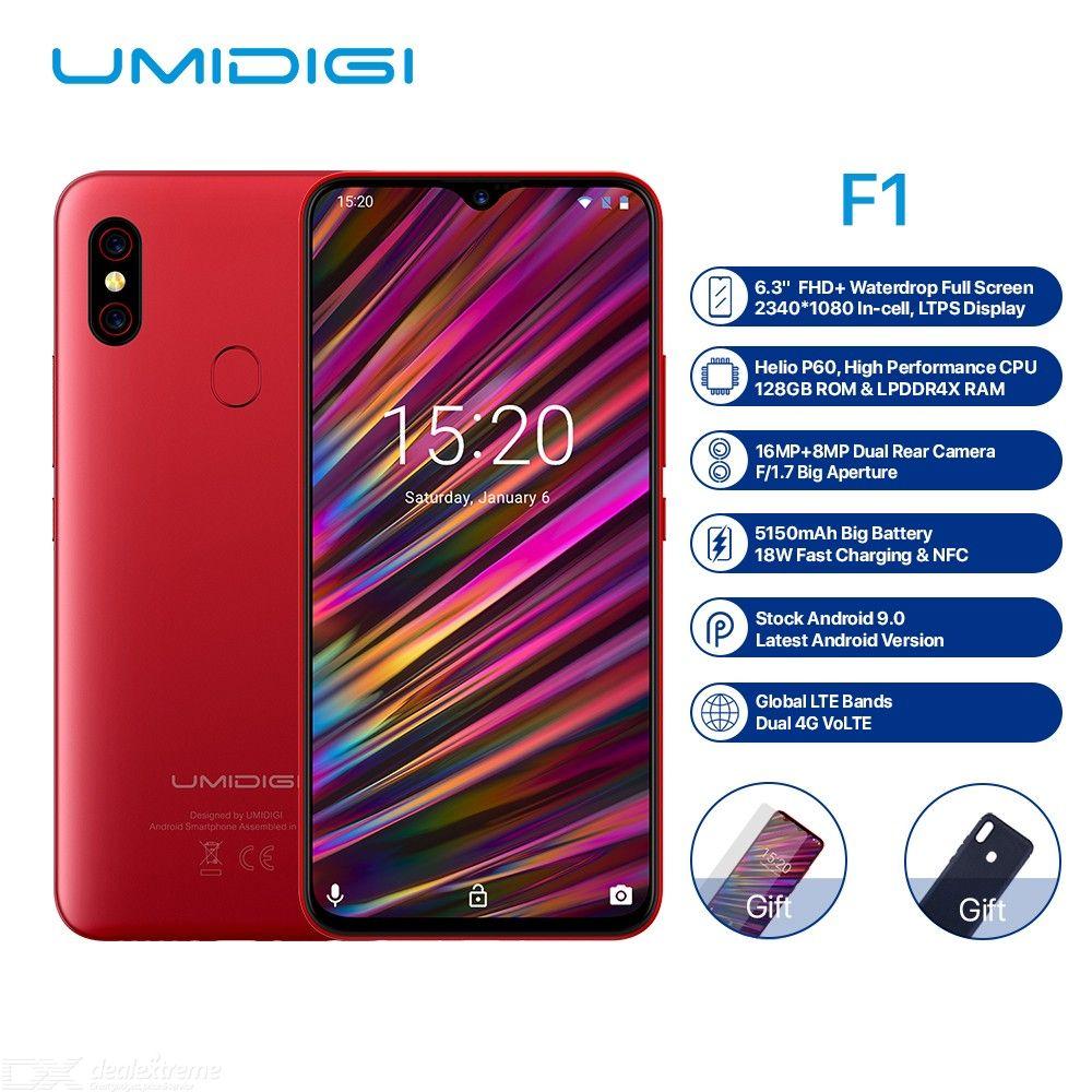 UMIGIDIUMIDIGI-F1-Android-90-63-inch-FHD2b-4GB-RAM2b128GB-ROM-Helio-P60-5150mAh-2419799-Coupon-DXUMIF1