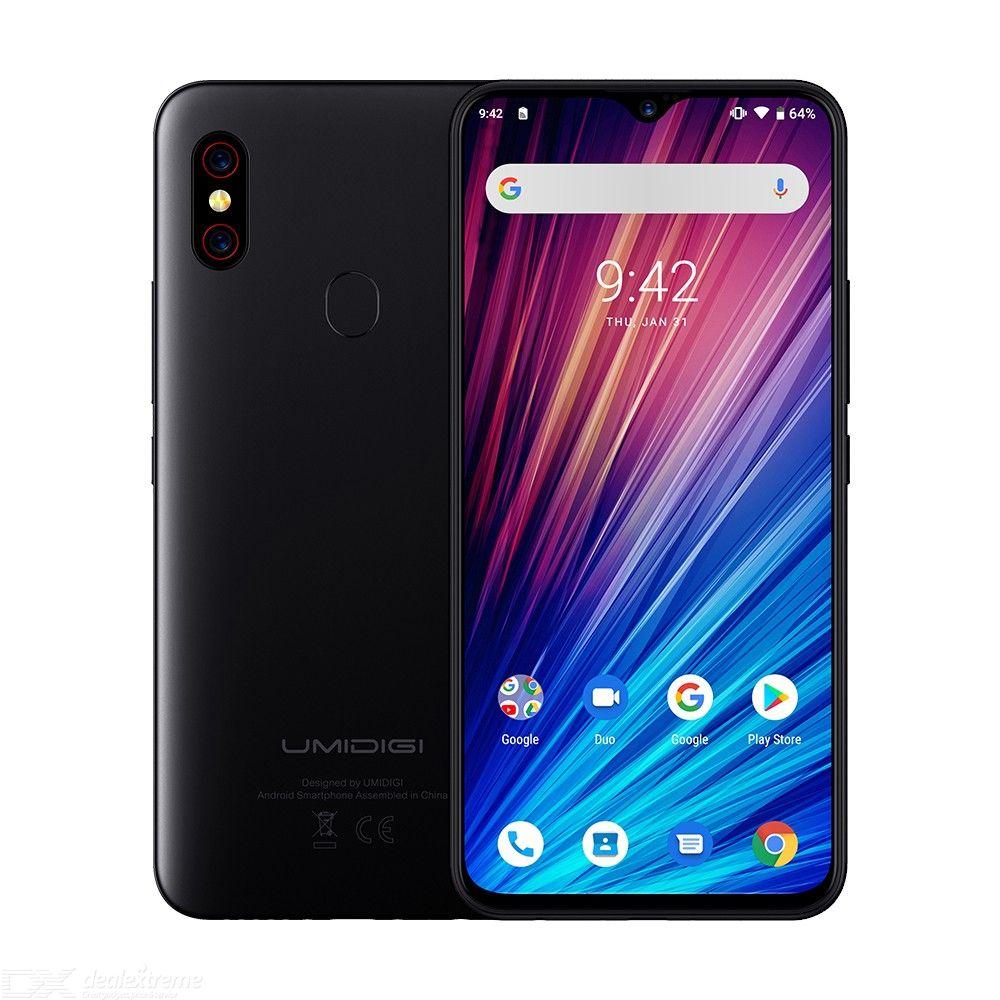 Extra-242-OFF-on-Umidigi-F1-Play-Smartphone-2419799-2b-Free-Shipping