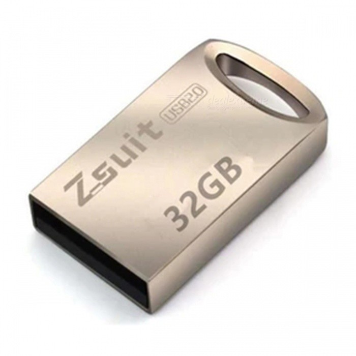 Flash-Sale!-Only-24427-on-ZSuit-M29-Mini-Portable-Metal-USB-30-Flash-Drive-32GB-USB-Flash-Memory