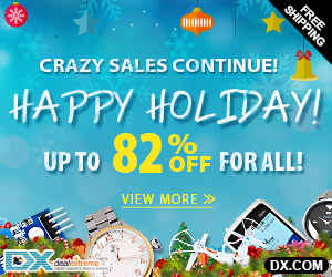 Happy Holiday Up to 82% off