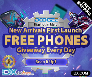 Doogee Phones Till 20170319