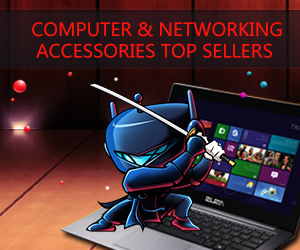 Computer & Networking Top Sellers Up to 42% OFF + Free Shipping