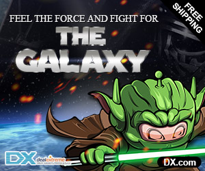 Fight for The Galaxy, Extra 5% OFF. Coupon: STAR2015
