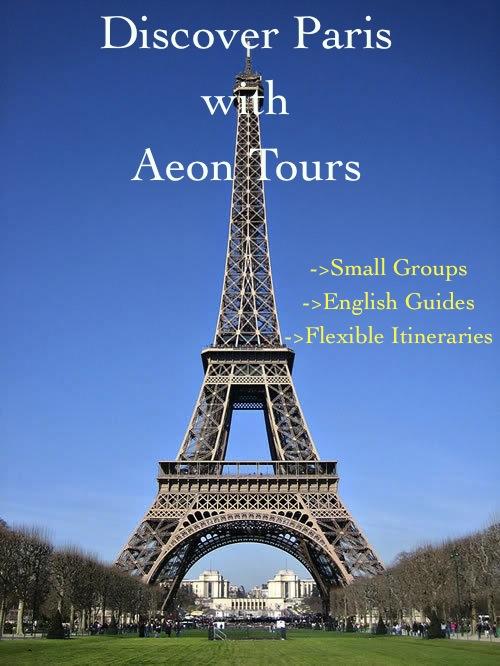 Discover Paris with Aeon Walking Tours