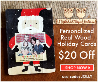 15% off ALL Holiday Cards - Use code: STAR2013