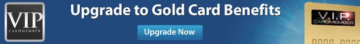 Gold Card Benefits