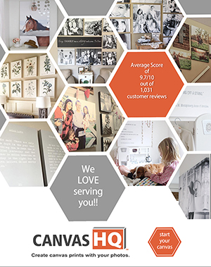 Canvas HQ Discount Codes
