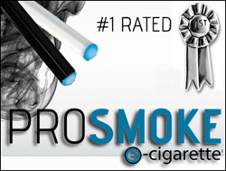 ProSmoke Electronic Cigarettes - Choose the #1 Rated e-cigarette