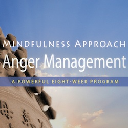 Anger Management Online workshops - banner