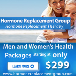 Men's & Women's Hormone Replacement Therapy! Sign Up To Get More Information! TotalDiabetesSupply.com! Click Here!