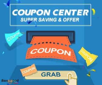 Banggood Coupon Center 300