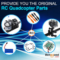 Provide you the original RC quadcopter parts. Including quadcopter camera,quadcopter frame,quadcopter kit and etc.