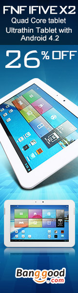 Ultrathin Tablet with Android 4.2