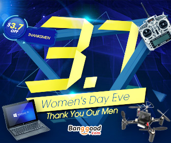 Women's Day Eve Promotion Sale for Men's Products