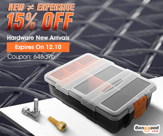 15% OFF for Electronics Hardware Products