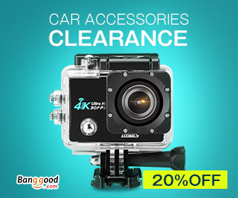 From $2.19 for Car Accessories Clearance