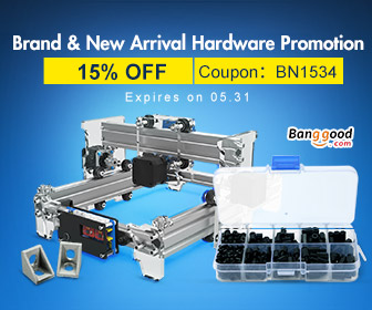 15% OFF for Electronics Hardware Promotion