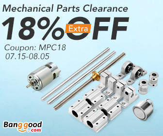 18% OFF Mechanical Parts Clearance