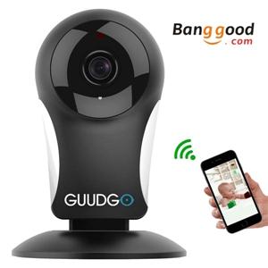 $8.89  for GUUDGO GD-SC11 960P Mini WIFI IP Camera Monitor