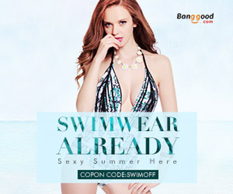 12% OFF for Your Hot Summer from BANGGOOD TECHNOLOGY CO., LIMITED