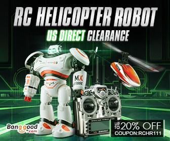 20% OFF Coupon for RC Helicopter in US Direct