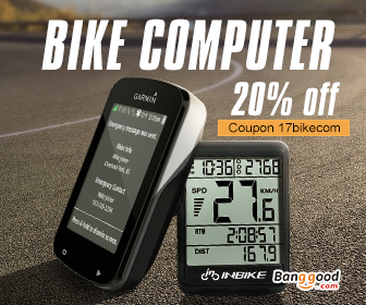 20% OFF for ALL Bike Computer Products