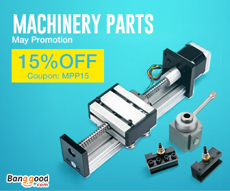 15% OFF for Electronics Machinery Parts